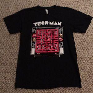 American Apparel Size Small Tech Man T-Shirt